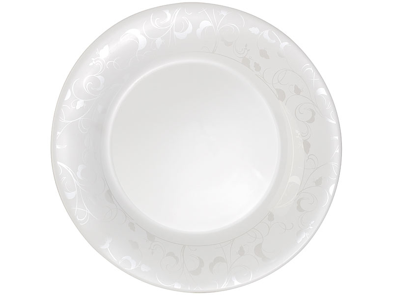 ; Tafel-Geschirre (Bone China)