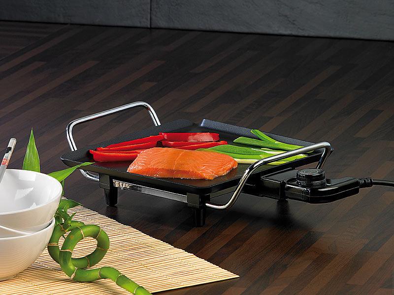 rosenstein s hne plaque chauffante teppanyaki. Black Bedroom Furniture Sets. Home Design Ideas