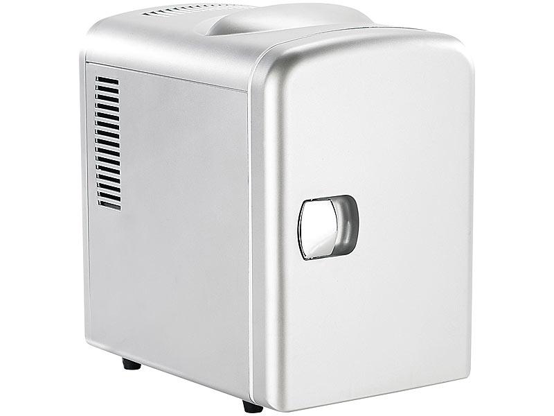 rosenstein s hne mobiler mini k hlschrank mit w rmefunktion 4 liter 12 230 v. Black Bedroom Furniture Sets. Home Design Ideas
