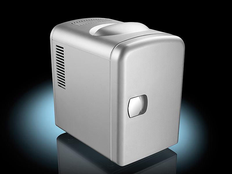 Kleiner Kühlschrank Fürs Büro : Rosenstein & söhne mobiler mini kühlschrank mit wärmefunktion 4