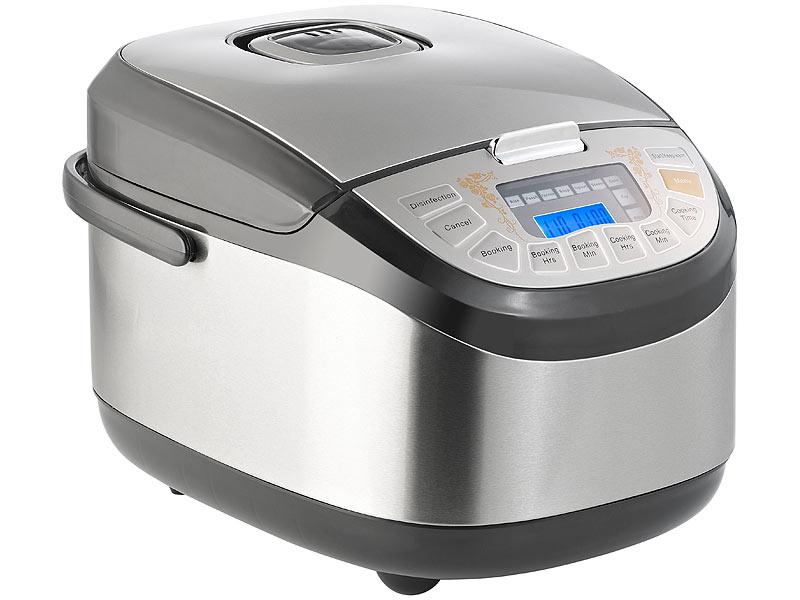 Rosenstein s hne 18in1 multifunktions kocher mlt 115 for Koch roboter