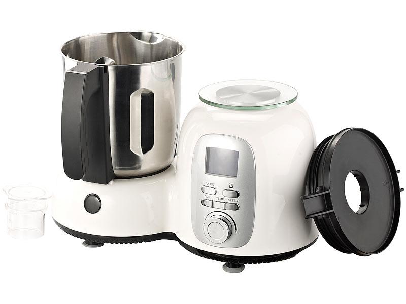 Rosenstein Sohne 13in1 Thermo Koch Mix Maschine Tkm 2015 1 500 W