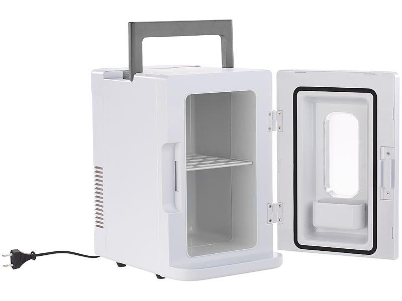 Mini Kühlschrank Zum Campen : Rosenstein söhne mobiler mini kühlschrank mit wärmefunktion