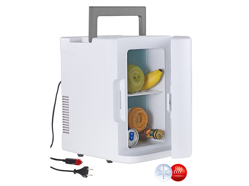 Mini Kühlschrank Preis : Rosenstein söhne mobiler mini kühlschrank mit wärmefunktion