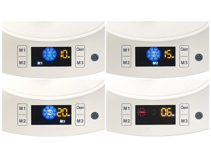 rosenstein s hne wasserstoff ionisator f r basisches. Black Bedroom Furniture Sets. Home Design Ideas