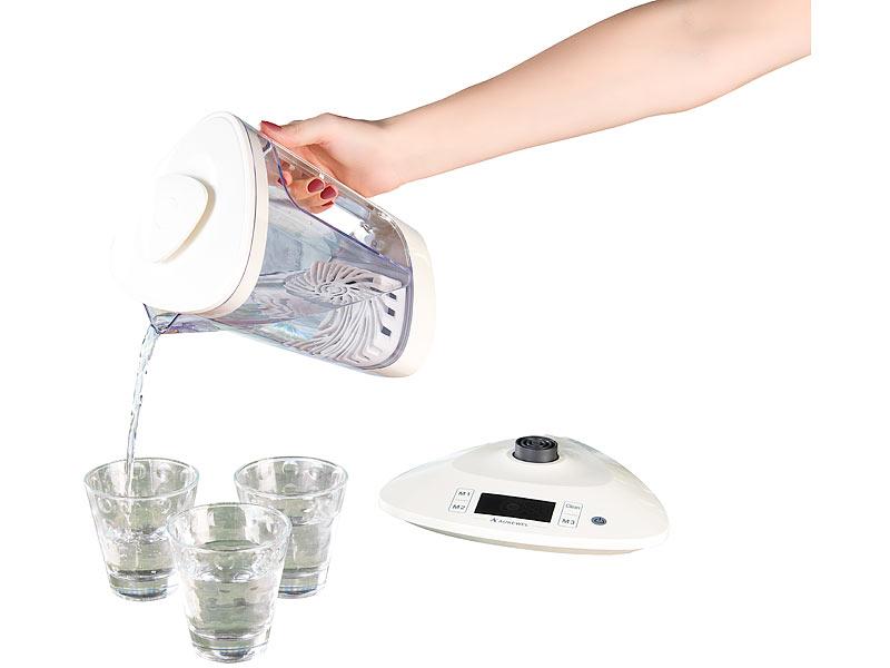 Kühlschrank Ionisator : Rosenstein söhne wasserstoff ionisator für basisches trinkwasser