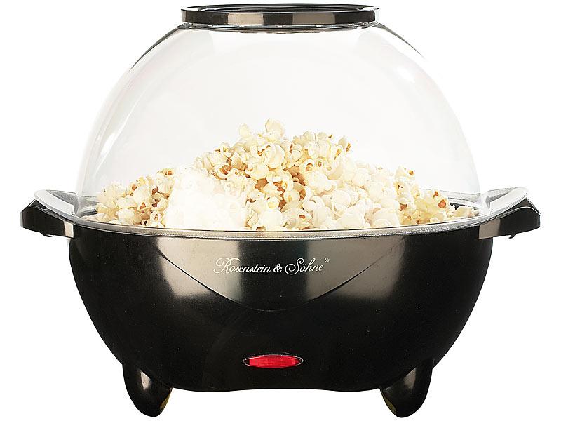 Für Zu Hause rosenstein söhne profi popcorn maschine für zu hause