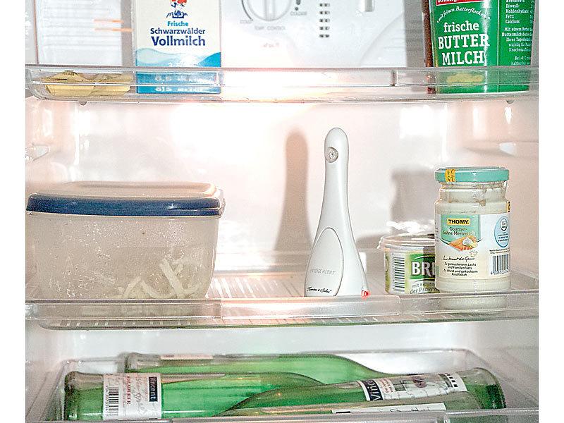 Kühlschrank Alarm Offene Tür : Rosenstein & söhne kühlschrank alarm