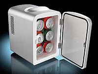 Mini Kühlschrank Für 1 Liter Flaschen : Rosenstein & söhne mobiler mini kühlschrank mit wärmefunktion 4