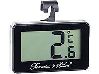 Kühlschrank Thermometer : Rosenstein söhne digitales gefrier kühlschrankthermometer