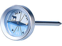 Rosenstein & Söhne Mini-Fleisch-Thermometer (4er-Set)