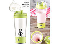 Rosenstein & Söhne Gobelet avec mélangeur électrique 450 ml; Smoothie-Maker Smoothie-Maker Smoothie-Maker Smoothie-Maker Smoothie-Maker